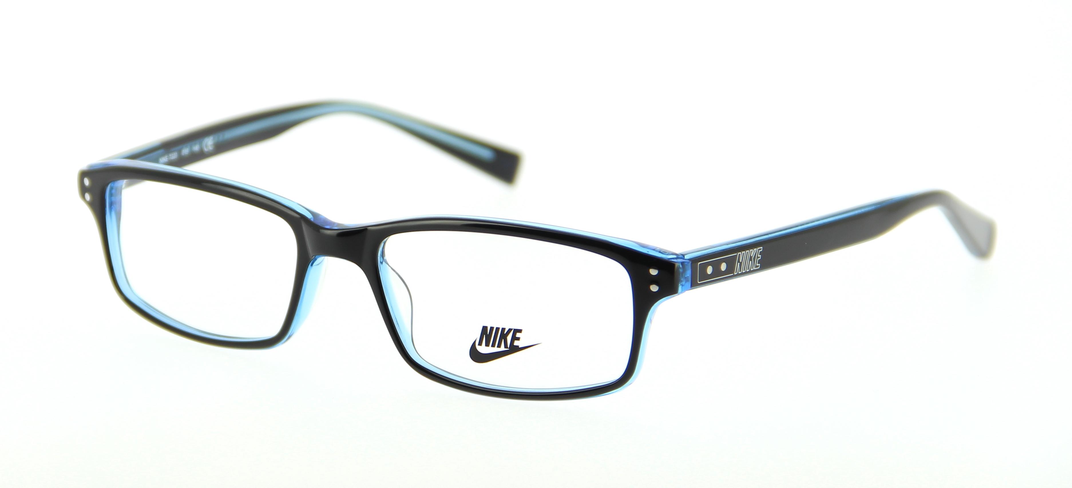 Nike 7223 Eyeglasses Frame : Eyeglasses NIKE 7223 015 52/17 NIKE