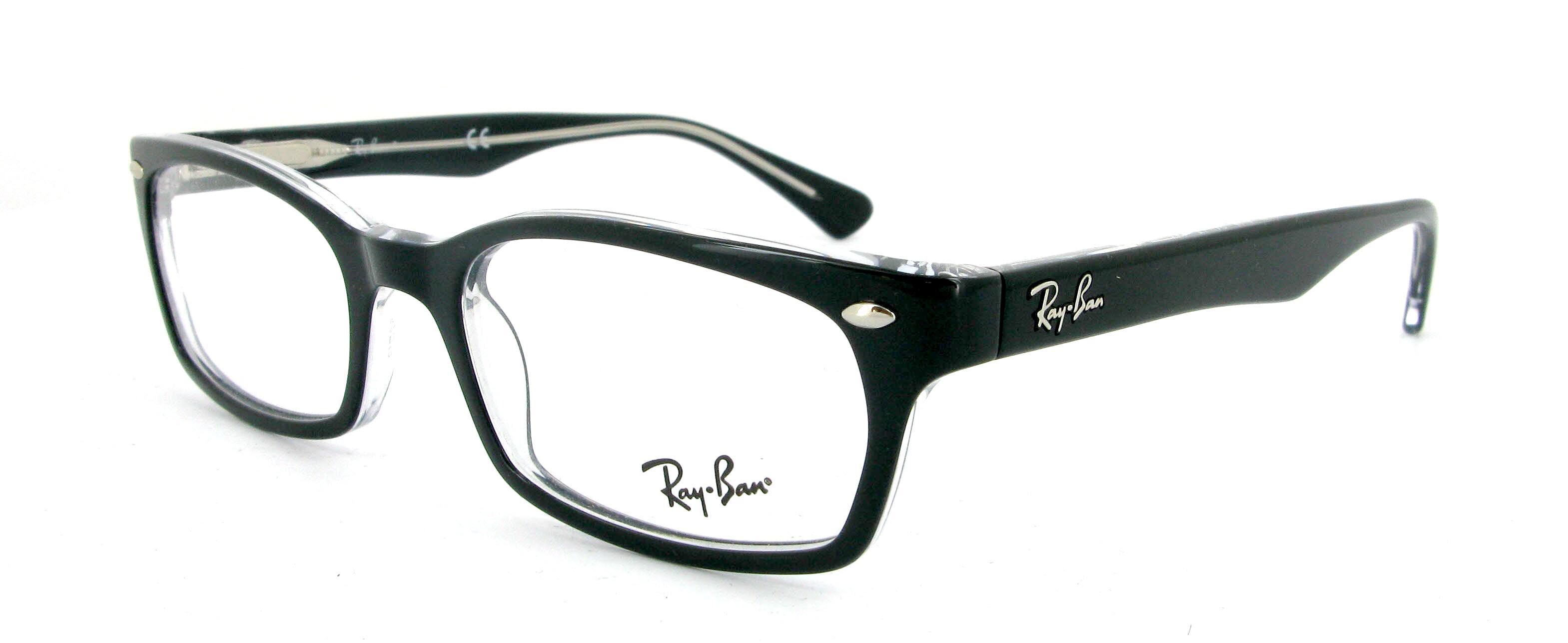 Glasses Frames Rx Optical : Eyeglasses RX 5150 2034 48/19 RAY-BAN