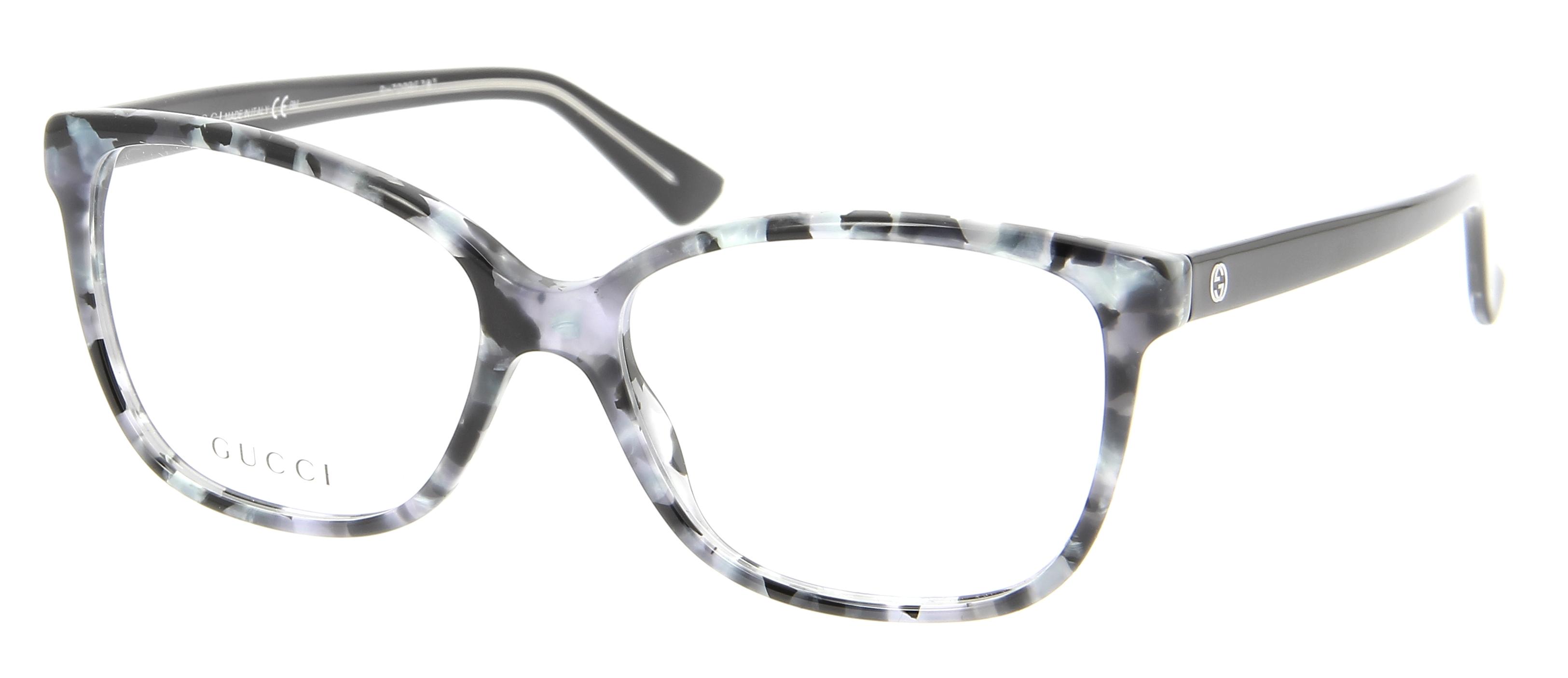 lunettes de vue gucci gg 3724 hnw 53 15 femme ecaille. Black Bedroom Furniture Sets. Home Design Ideas