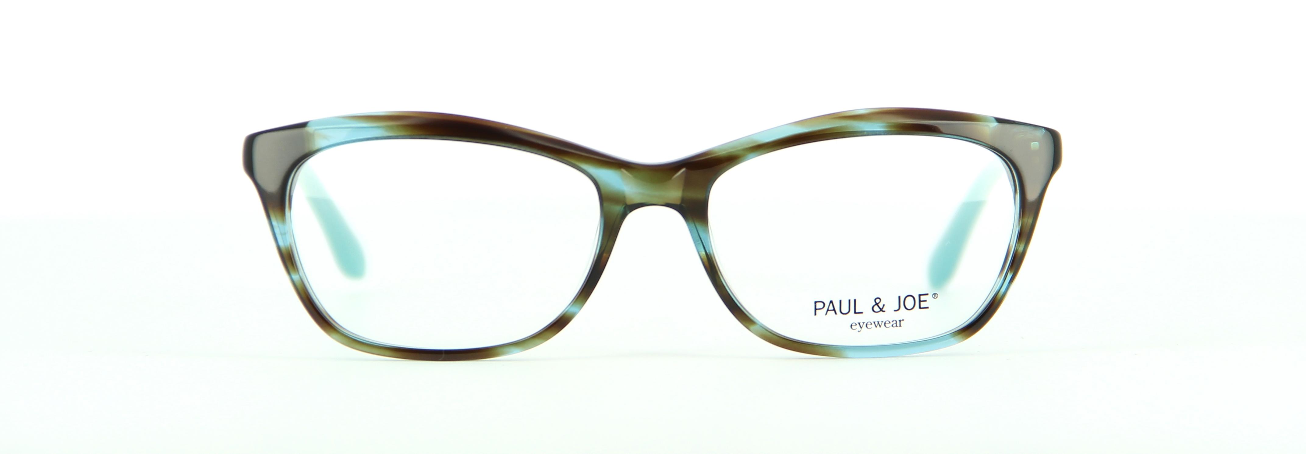 Lunettes De Vue Paul Joe Pj Cheyenne02 E126 53 17 Femme