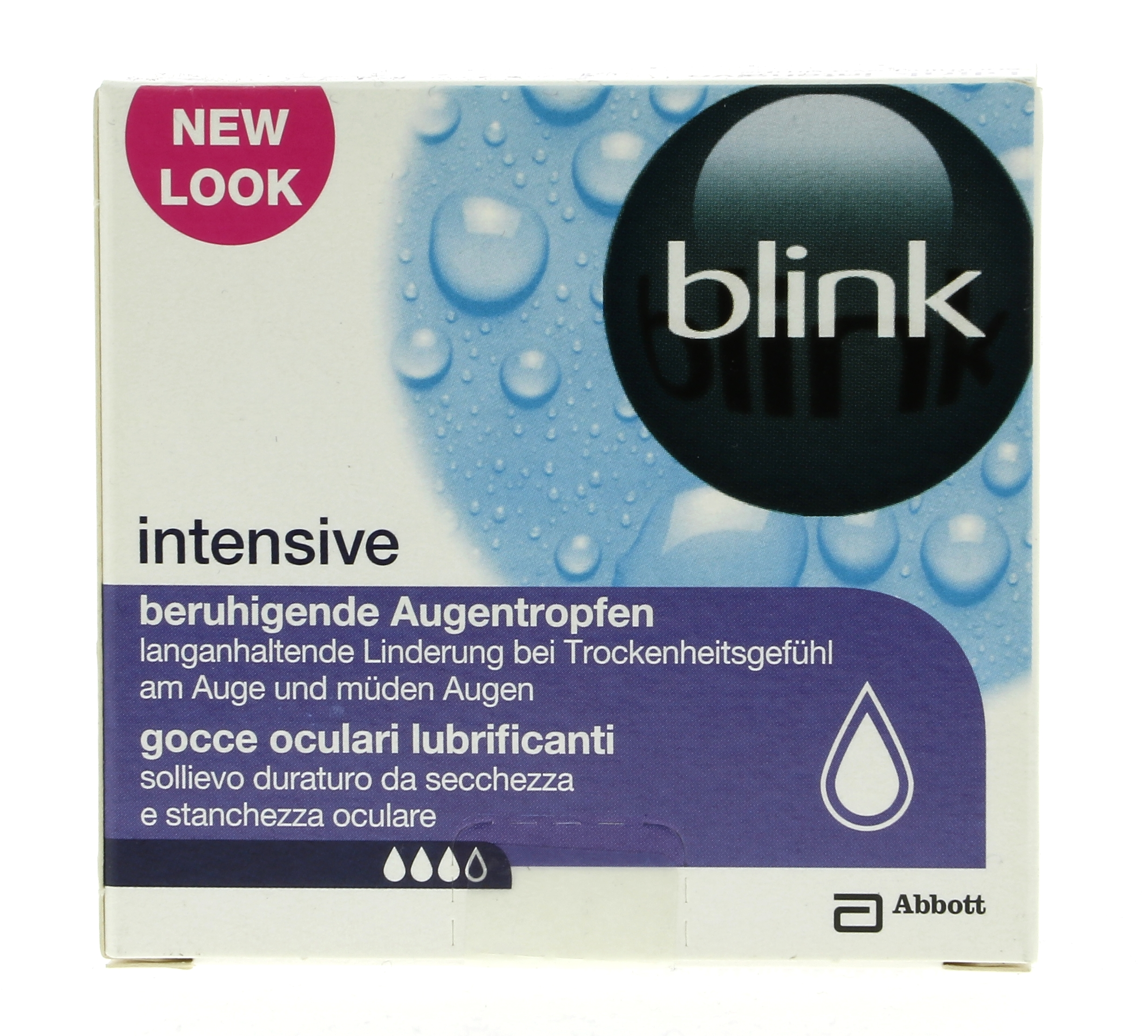 BLINK INTENSIVE TEARS 20 doses