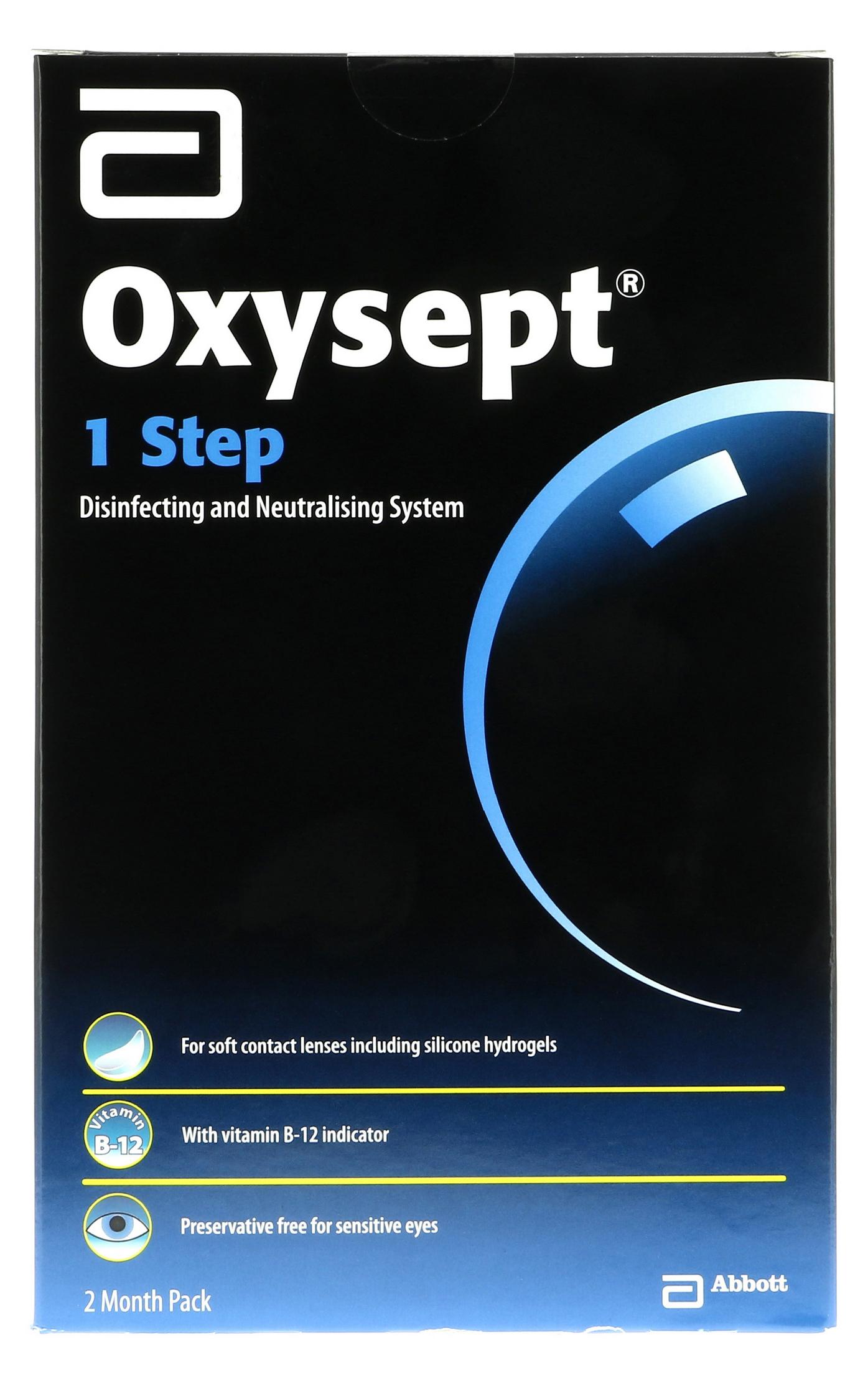 OXYSEPT Pack 2 mois 2 x 300 ml