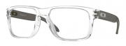 Eyeglasses Men OAKLEY OX 8156 815603 HOLBROOK RX 54/18