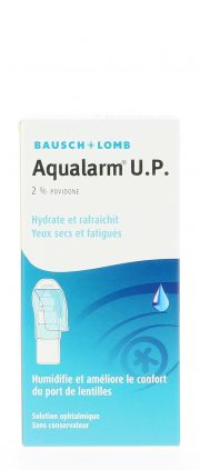 Contact lenses easy-care-solutions BAUSCH & LOMB AQUALARM UP