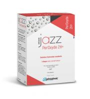 Contact lenses easy-care-solutions OPHTALMIC JAZZ PEROXYDE 2x350ML
