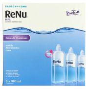 Kontaktlinsen Pflegemittel BAUSCH & LOMB RENU 3x360ml