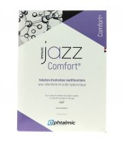 עדשות מגע תמיסות OPHTALMIC JAZZ COMFORT 3X360ML