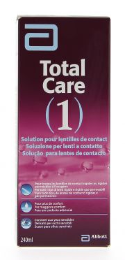 עדשות מגע תמיסות AMO TOTALCARE ONE 240 ml