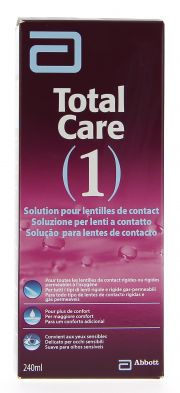 Contact lenses easy-care-solutions AMO TOTAL CARE 1 240 ml