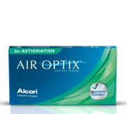 Contact lenses ALCON / CIBAVISION AIR OPTIX AQUA ASTIGMATISM