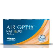 Lentilles de contact ALCON / CIBAVISION AIR OPTIX AQUA NIGHT & DAY (6)