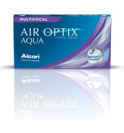 Lentilles de contact ALCON / CIBAVISION AIR OPTIX AQUA MULTIFOCAL