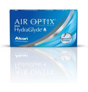 Lentilles de contact ALCON / CIBAVISION AIR OPTIX PLUS HYDRAGLYDE