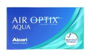 Lentilles de contact ALCON / CIBAVISION AIR OPTIX AQUA