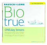 Lentilles de contact BAUSCH & LOMB BIOTRUE ONE DAY FOR PRESBYOPIA 90