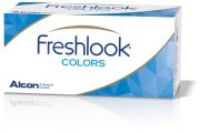 Lentilles de contact ALCON / CIBAVISION FRESHLOOK COLORS