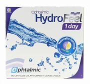 Lentilles de contact OPHTALMIC HYDROFEEL 1 DAY 90