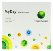 Contact lenses COOPERVISION MY DAY 90