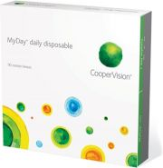 Lentilles de contact COOPERVISION MyDay 90