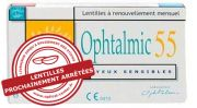 Contact lenses OPHTALMIC OPHTALMIC 55
