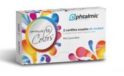 LENTILLAS OPHTALMIC OPHTALMIC 55 COLORS