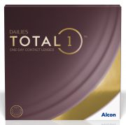 Lentilles de contact ALCON DAILIES TOTAL 1 (90 lentilles)
