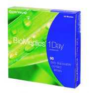 Lentilles de contact COOPERVISION BIOMEDICS 1 DAY 90