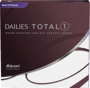 Lentilles de contact ALCON / CIBAVISION DAILIES TOTAL 1 MULTIFOCAL 90